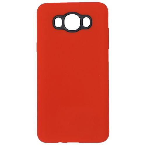 Samsung J710 Silicone Case - Red