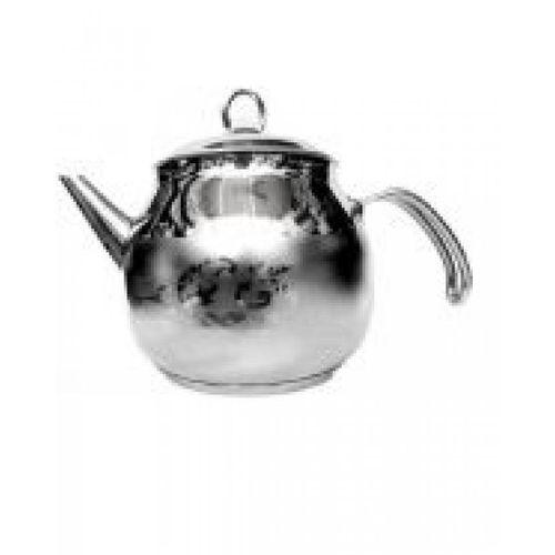 Turkish Stainless Steel Tea Pot - 1L
