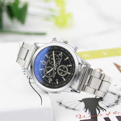 1b26d7a61 -67% Hiamok_Stainless Steel Sport Quartz Hour Wrist Analog Watch