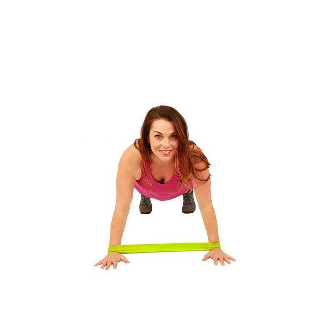 88ee041765 ... Resistance Elastic Band Exercise Yoga Belt Rubber Fitness Training  Stretch,Set Of 5 ...