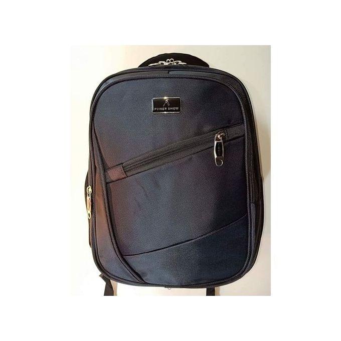 db7ad4381 حقيبة ظهر باور شو لاب والتاب - اسود - Jumia مصر