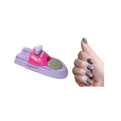 nail design machine seen on tv