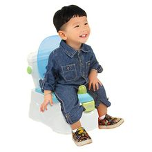 Potty Seat For Children - Face Shape