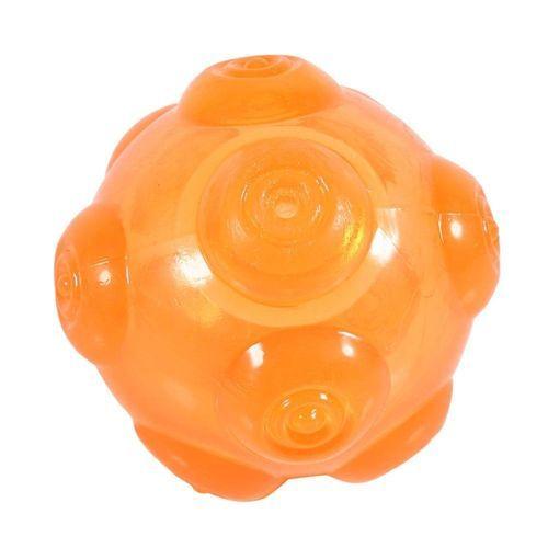 Puppy Interactive Training Throwing Ball Toy(Orange)