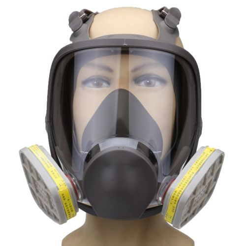 Sale On Facepiece Respirator Painting Spraying For 6800 Full Face