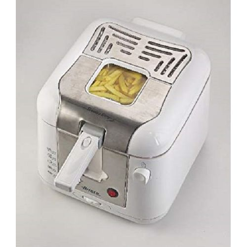 Electric Deep Fryer - 2000 W - White