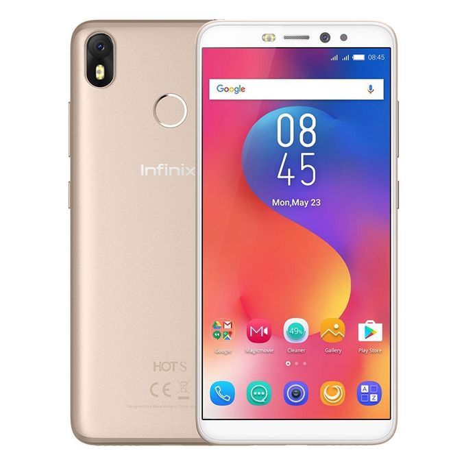 X573 Hot S3 - 5.65-inch 32GB Mobile Phone - Gold Blush