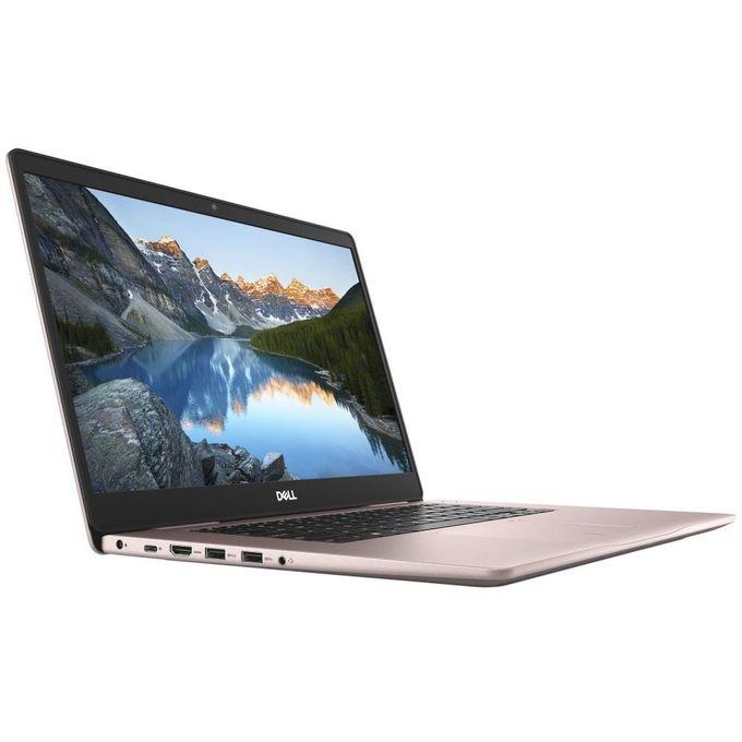 DELL Inspiron 15-7580 Laptop - Intel Core I7 - 16GB RAM - 1TB HDD + 128GB SSD - 15.6-inch FHD - 2GB GPU - Windows 10 - Silver - English Keyboard