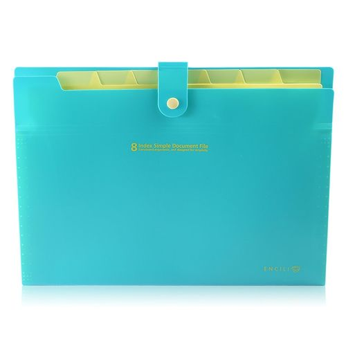 sale on 8 layer a4 paper file folder cover holder document storage