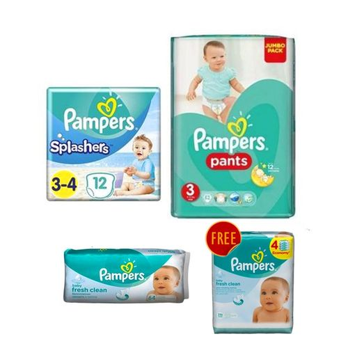 Pampers Baby Pants Diapers