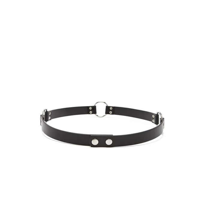 Studded O-Ring Belt