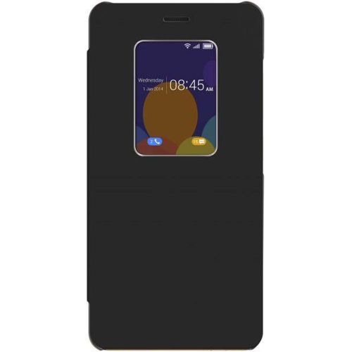 Smart Cover Flip For Hot 4 X577 - Black