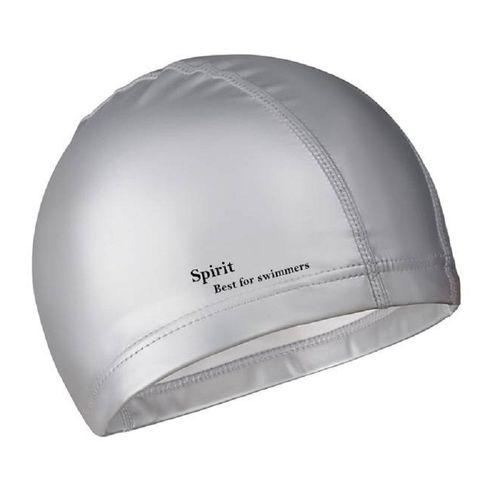 956fdeca6c3 Sale on Swimming Cap Waterproof - PU - Adult Unisex - Silver