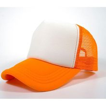 4898936c916 Xiuxingzi Summer Solid Adult Mesh Cap Fashion Baseball Cap Women And Men  Sun Hat.