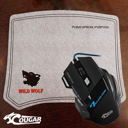 X7 Gaming Mouse + Free Mousepad - Black