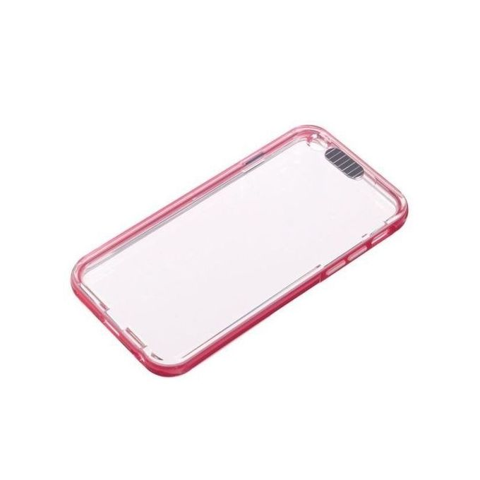 best service 91684 68902 LED Flash Light UP Remind TPU Incoming Call Cover Case For IPhone 6 Plus