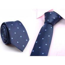 90fdb9bcdc51 Vogue Casual Slim Plain Mens Solid Skinny Neck Party Wedding Tie Necktie