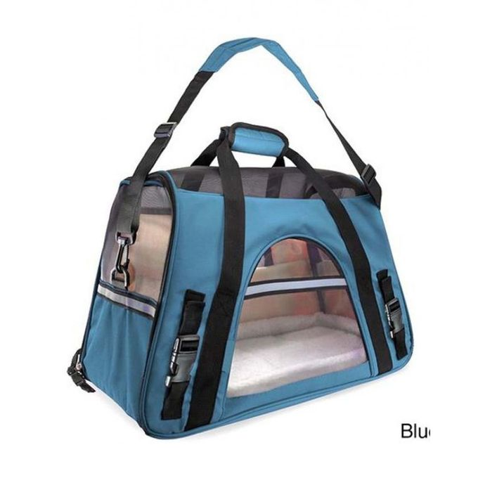 Sale On Cat Carrier Bag Blue Jumia Egypt