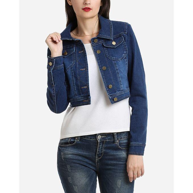 | Sale on ESLA ESLA - Jacket Jeans - Jeanse | Jumia Egypt
