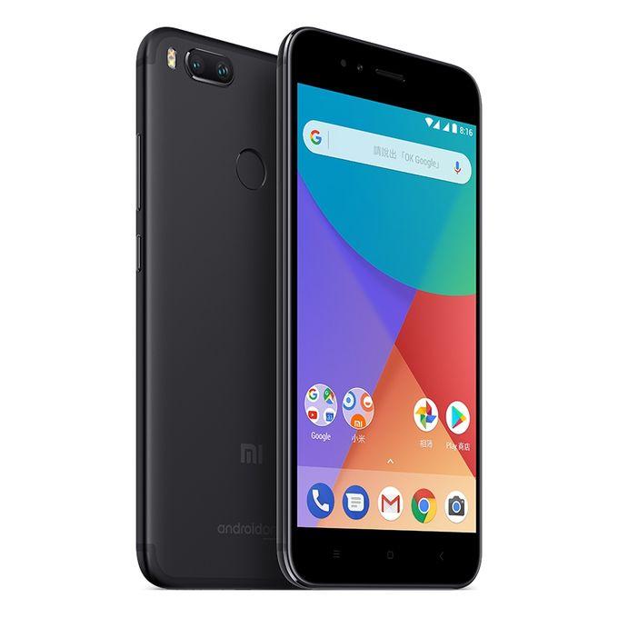 Mi A1 - 5.5 - 32GB - 4G Mobile Phone - Black