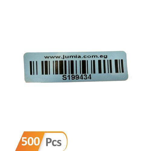 Security Labels – 500 Pcs