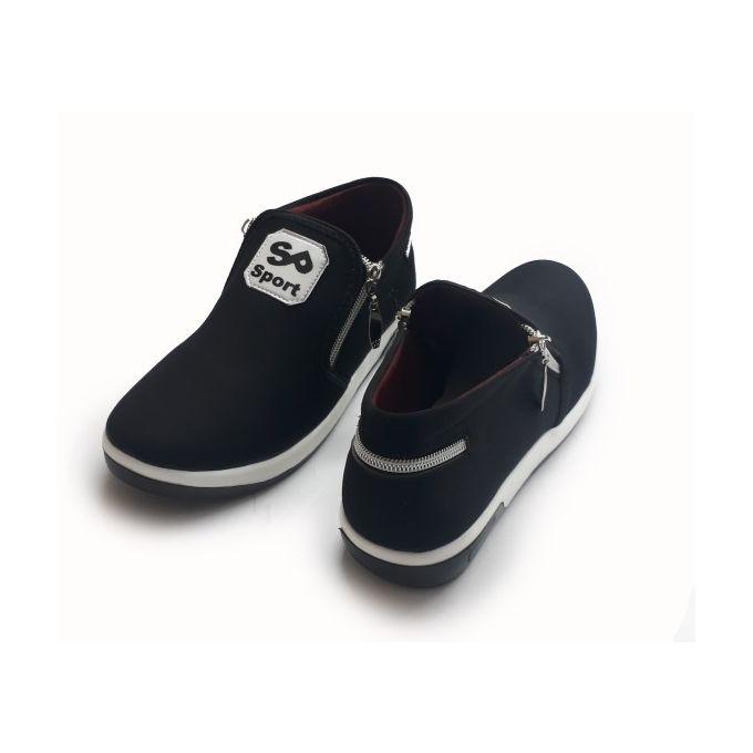 32eeb9fe0 عرض عيد ميلاد جوميا! تسوق أحذية مريحة للقدم - كوتش 2 سوسته - اسود ...