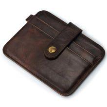 389e5c7e1b3e1 Tectores Fashion Slim Credit Card Holder Mini Wallet ID Case Purse Bag  Pouch Gift