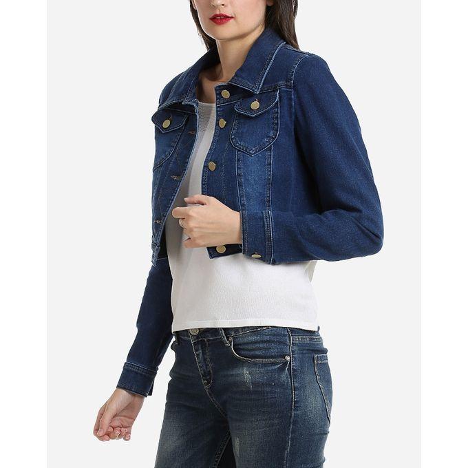 Sale on ESLA ESLA - Jacket Jeans - Jeanse | Jumia Egypt