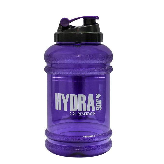 Water Bottle - Purple - 2 2 L