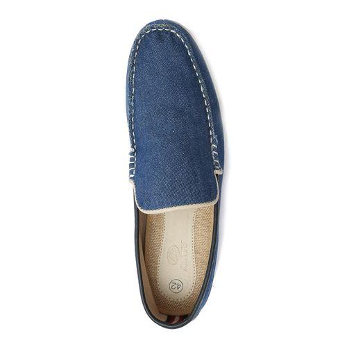 Slip On Shoes - Dark Jeans