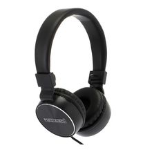 MT-388 - Wired Stereo Headphones - Black