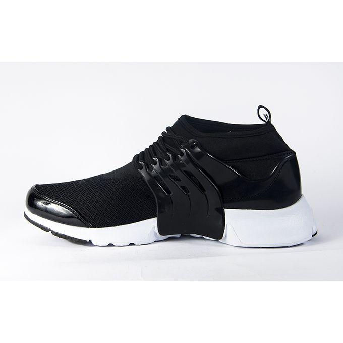 e2829dd76 أحذية رياضية كاجوال - أسود وأبيض - Jumia مصر