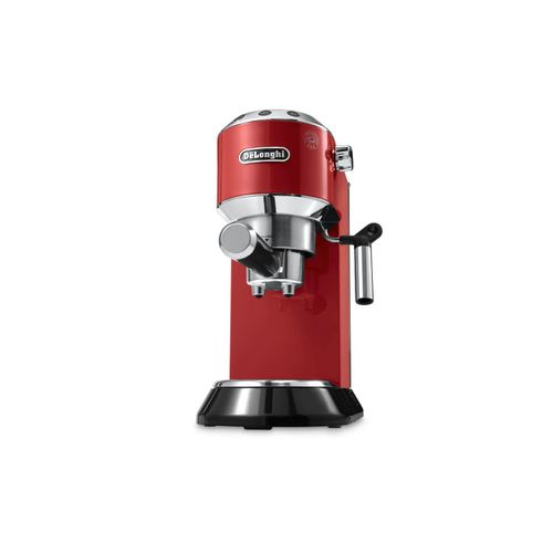 EC685.R Premium Pump Coffee Machine - Red