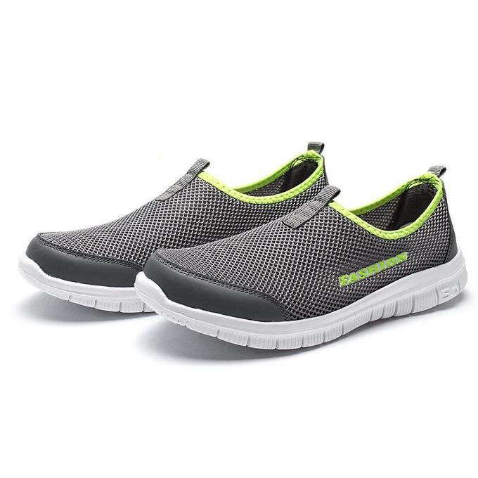 9927fcf7aef1 Sale on Men s Sport Water Shoes Lightweight Breathable Outdoor Slip On  Runnning Shoes