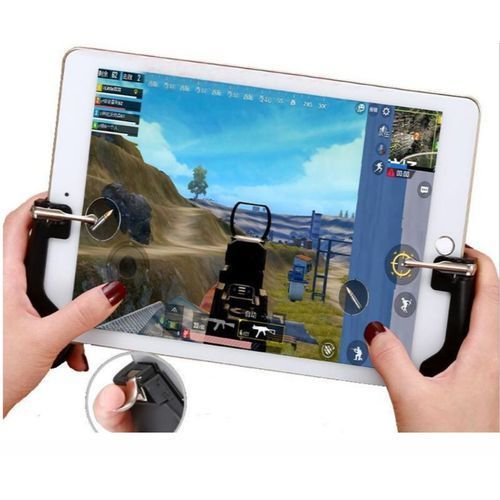 PUBG Gamepad L1R1 Triggers For Ipad & Tablet