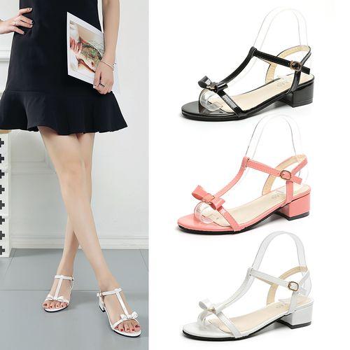45a0b101e أزياء المرأة صنادل السيدات الكعوب صندل أحذية جميلة الكعب الصنادل - Jumia مصر