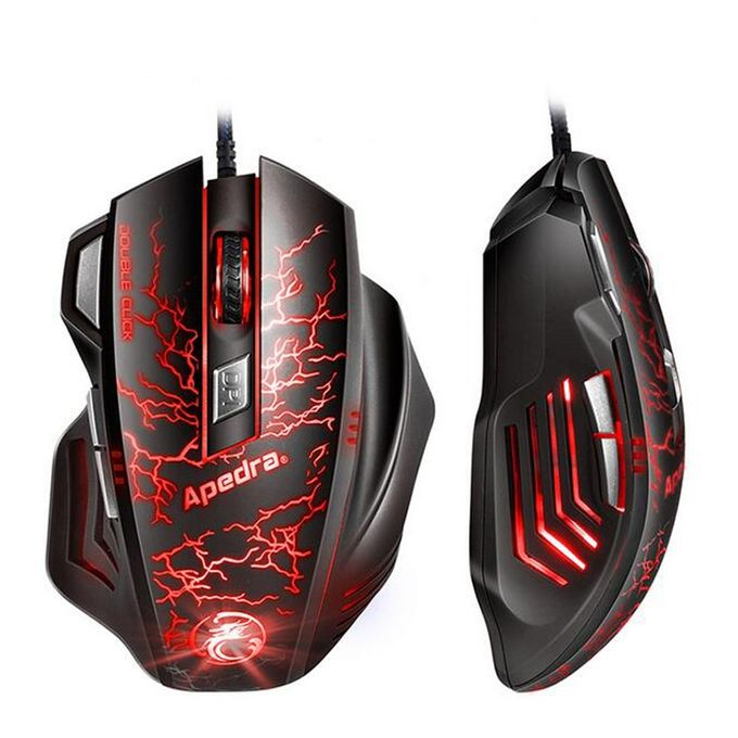 extra gaming mouse how to set up macro key