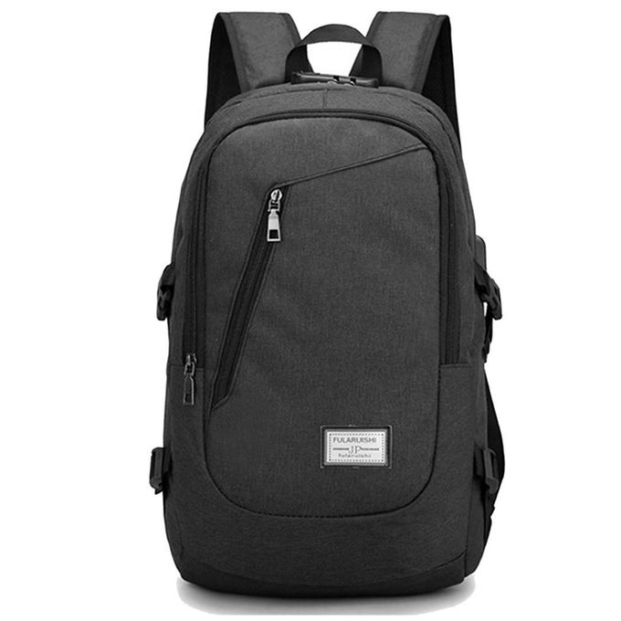 1e1c3a063eb5 Multifunction Business Laptop Backpack Slim Anti Theft Computer Bag  Water-resistant Backpack With USB Charging Port Fits