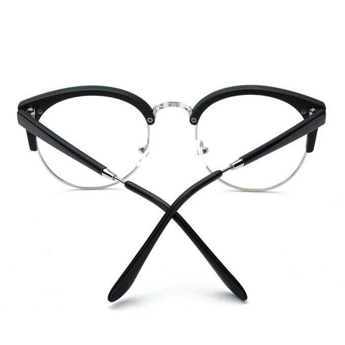 Black Friday Sale on Retro Style Women Men Nerd Glasses Clear Lens ...