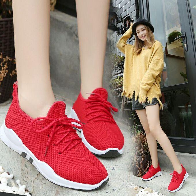 91428af4c 2019 جديد الصيف مش أحذية رياضية خفيفة الوزن المرأة - Jumia مصر