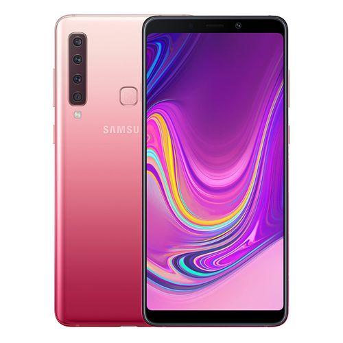 Galaxy A9 (2018) - موبايل 6.3 بوصة - 128 جيجا - ثنائي الشريحة - وردي