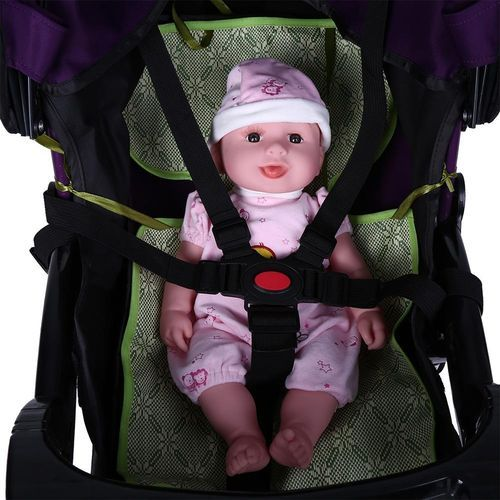 Sale on 5 Point Harness Adjustable Baby Stroller Safety Strap Pram