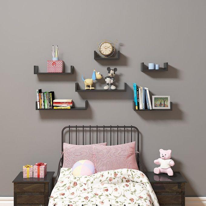generic r 102   modern decor shelf   black buy online