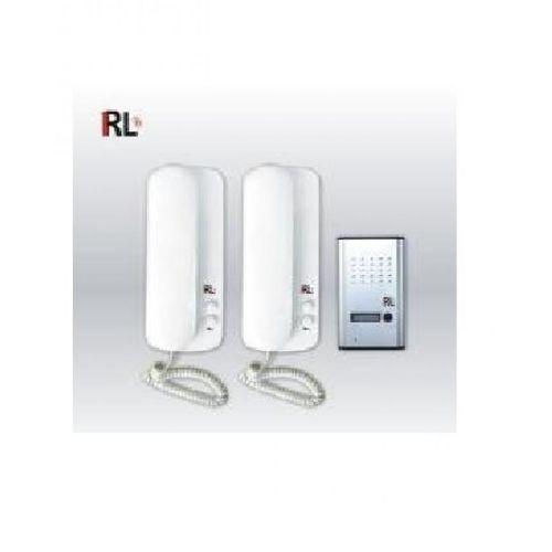 Sale On Rl Rl 3208 Dd Audio Door Entry Intercom Jumia Egypt
