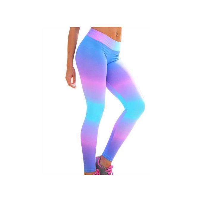 f123e19e97112 Women's Sports YOGA Workout Gym Fitness Leggings Pants Girls Jumpsuit  Athletic