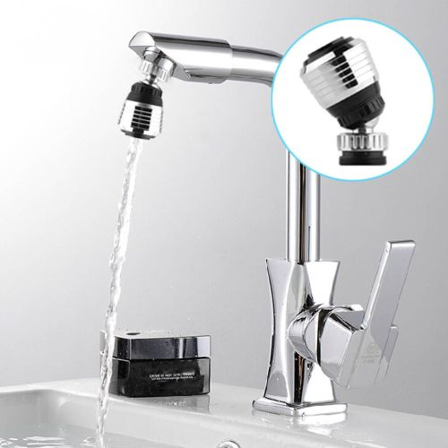 Sale On 360 Degree Aerator Water Bubbler Swivel Head Saving Tap
