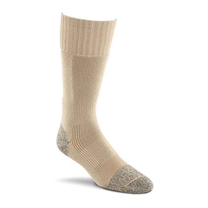 Fox River Military Wick Dry Maximum Mid Calf Boot Sock [SAND, Medium]