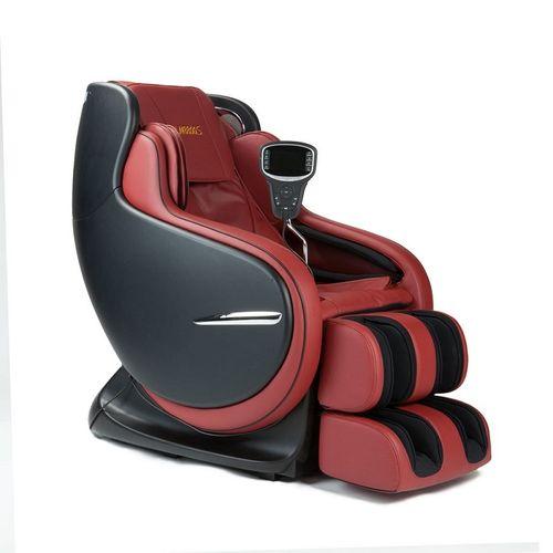 3D Zero Gravity Body Massage Chair - Red/Black