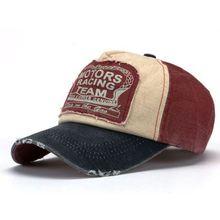 9cc82ca0 Korean New Unisex Baseball Cap Cotton Motorcycle Cap Edge Grinding Do Old  Hat