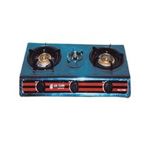 Stainless Steel Gas Stove 3 Flame